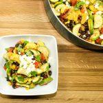 Mexican Zucchini Stir Fry