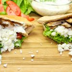Healthy Chicken Gyros