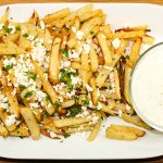 Baked Feta Greek Fries