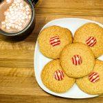 Lightened Up Holiday Sugar Cookies