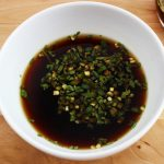 Sweet & Tangy Asian Dressing