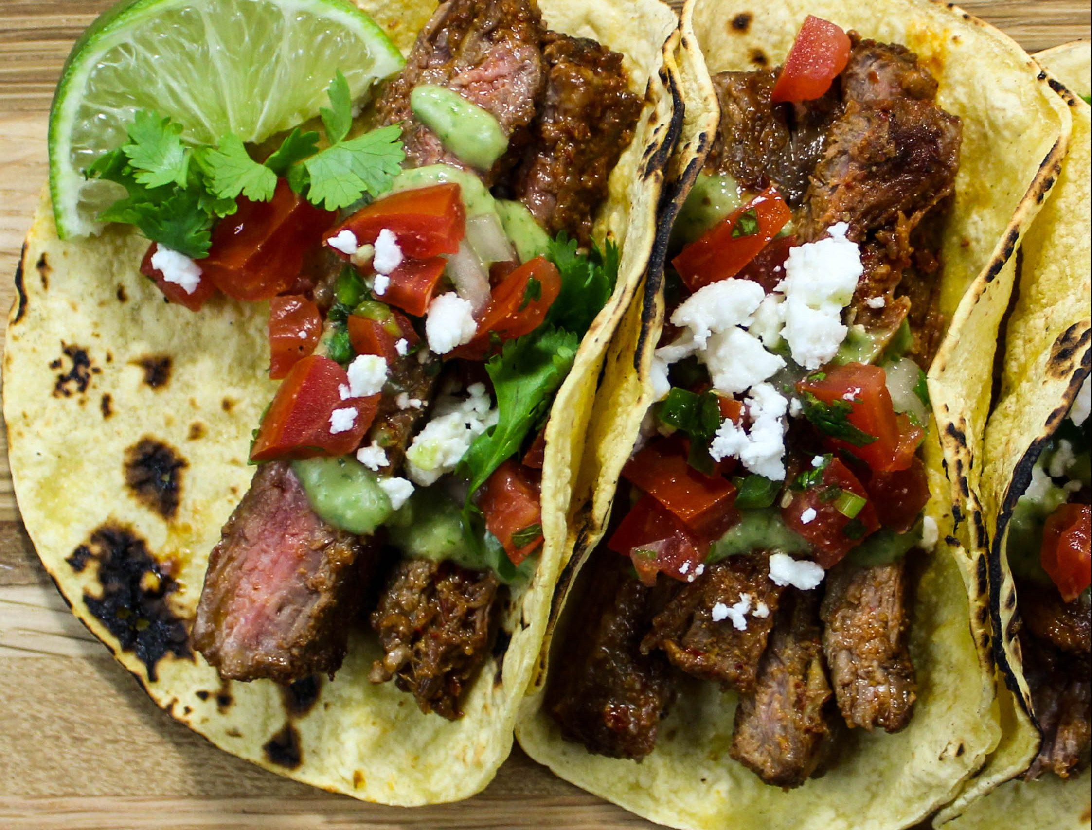 Recipe Beef Tacos Food Network