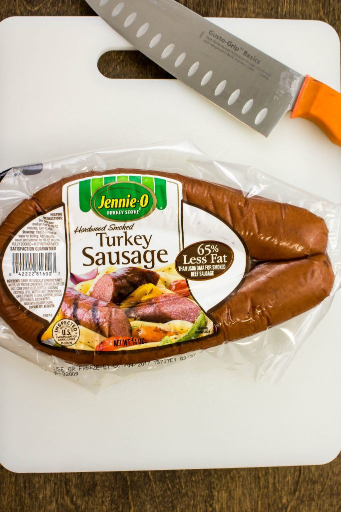 Jennie-O Hardwood Smoked Turkey Sausage