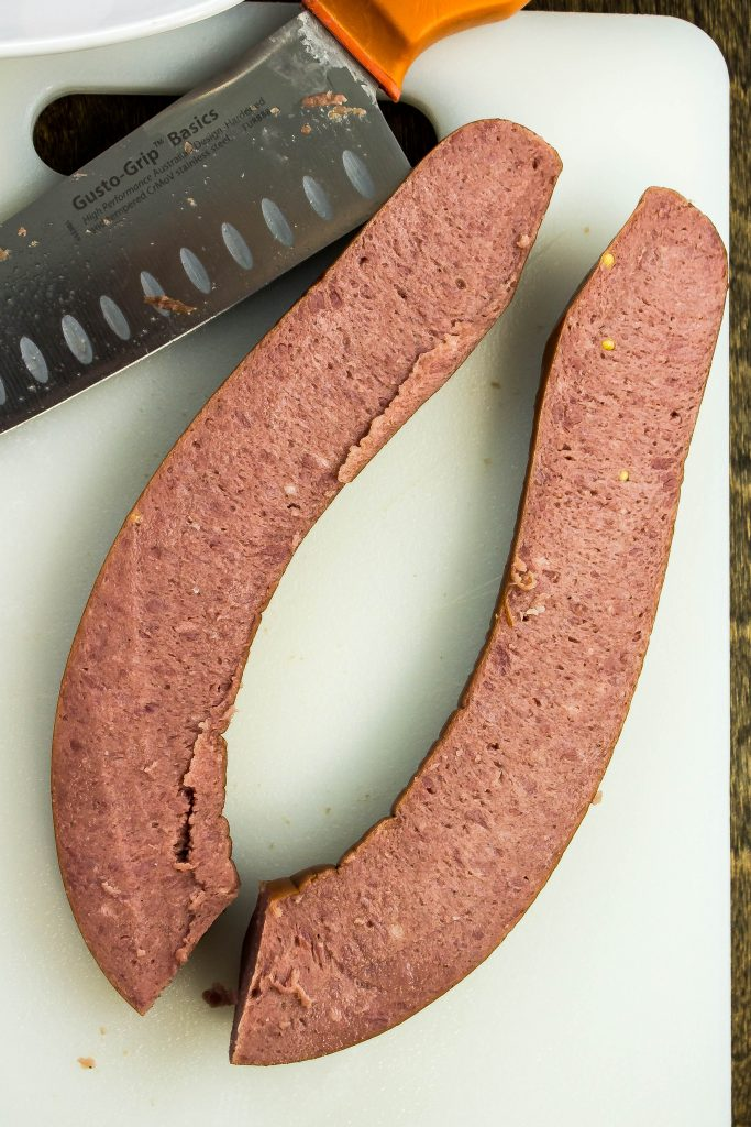 Sliced Turkey Sausage for Turkey Sausage Squash Casserole