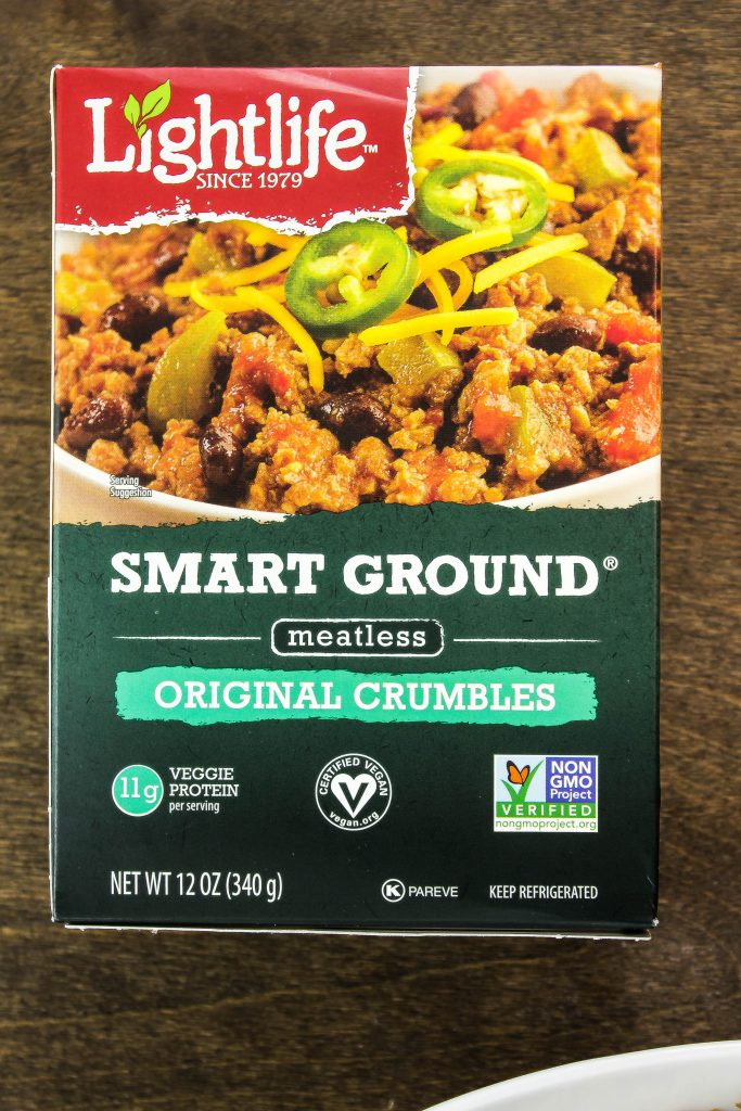 LightLife Veggie Crumbles