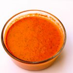 Roasted Bell Pepper Dressing