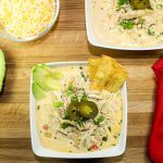 Slow Cooker Jalapeno Popper Chicken Chili