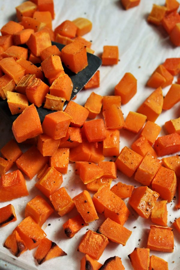 How to Roast Butternut Squash